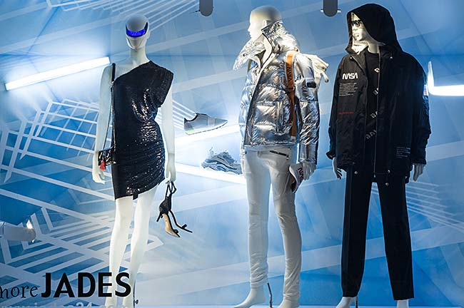 Galactic Christmas Genesis Mannequins Manufacturer Of Mannequins
